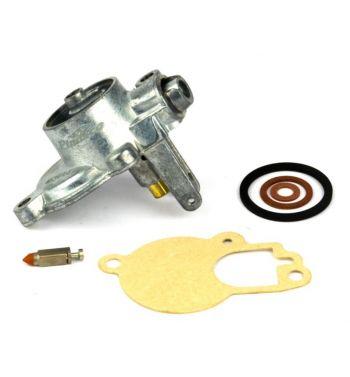 Coperchio carburatore SI PINASCO per Vespa PX125-200 / P200E / Rally/ Cosa/ Sprint/ GTR / TS/ VNB/ VBA