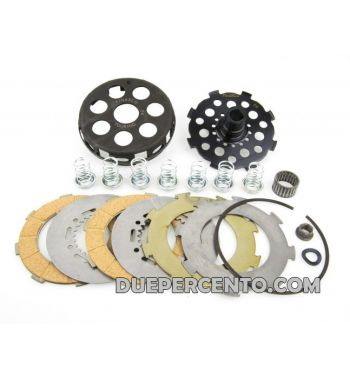Frizione 7 molle PINASCO Power Clutch per Vespa PX200/ P200E/ LML/Rally200/ 160GS/ 180SS