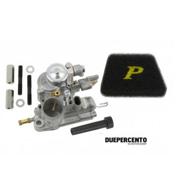 Carburatore PINASCO SI 28-28 ER per Vespa 200 Rally/P200E/PX200 E/Lusso