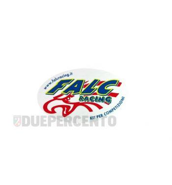 Adesivo FALC Racing 110mm X 70mm