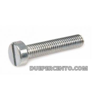 Vite M5x25 mm, testa a taglio per bauletto Vespa 50/ET3/PX125-200/PE/Lusso/T5