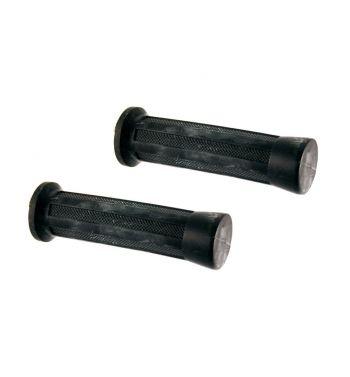 Coppia manopole ø 22 mm,l=125 per Vespa PK50-125/ XL/ XLS/ Elestart