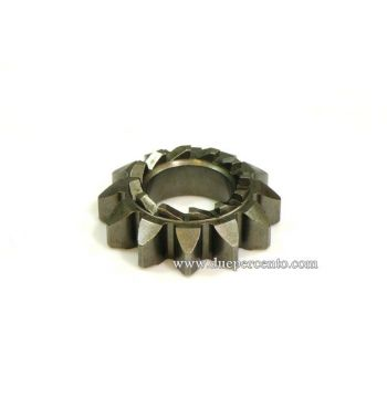 Ingranaggio avviamento 12/12 denti, Ø 21,8 mm per Vespa PX 125-200 1°/ P200E 1°/ Rally 180-200/ T5/ GTR/ TS/ Sprint/ 160GS/ 180SS