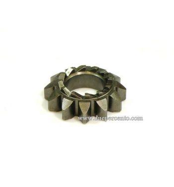 Ingranaggio avviamento 12/12 denti, Ø 20,5 mm per Vespa PX 125-200 2°/ P200E 2°/Lusso/ `98/ MY/ 11/ T5/ Cosa