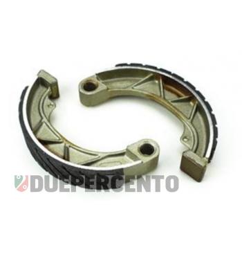 Ganasce freno anteriore/posteriore NEWFREN ANTIACQUA per Lambretta 125-200 LI/SX, 175 TV 2°