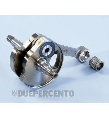 Albero motore POLINI FOR RACE anticipato cono 20, biella 97, corsa 51 per Vespa PK 125/ S/ XL/ XL2/ FL/ HP/ N/ Rush