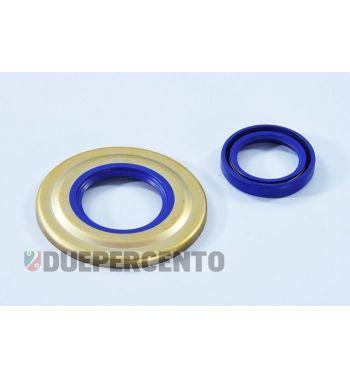 Kit paraolio POLINI per Vespa PX125-200/ P200E/ 125 GTR 2°/ TS 2°/ 150 Sprint V 2°/ RALLY 2°/ COSA/ LML