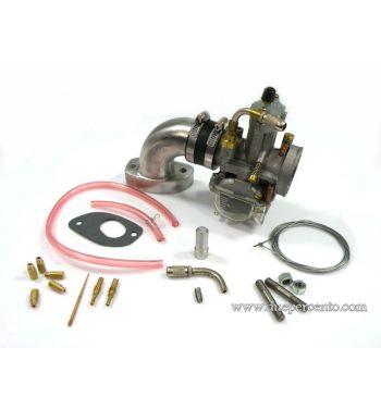 Kit carburatore Ø=24mm SCOOTRS per Vespa 125 VNB/ TS/ GT/ GTR/ Rally/ Sprint/ PX125-200/ P200E