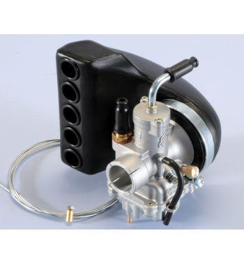 Carburatore POLINI CP d. 21 con filtro Vespa 50/ 50 Special/ ET3/ Primavera/ PK50-125/ S/ XL/ XL2/ ETS