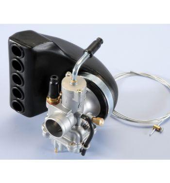 Carburatore POLINI CP d. 24 con filtro per Vespa 50/ 50 Special/ ET3/ Primavera/ PK50-125/ S/ XL/ XL2/ ETS