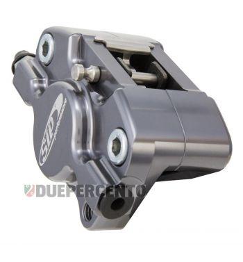 Pinza freno SIP 2 pistoncini Ø 31,5 mm, PIAGGIO ZIP SP, Vespa LX, LXV, S, ET2, ET4, Primavera 3V - titanio anodizzato