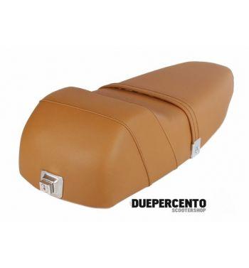 Sella Super Corsa nera per Vespa PX125-200/ P200E/ MY