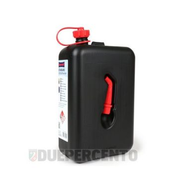 Tanica benzina HÜNERSDORFF, 2 Litri, nera