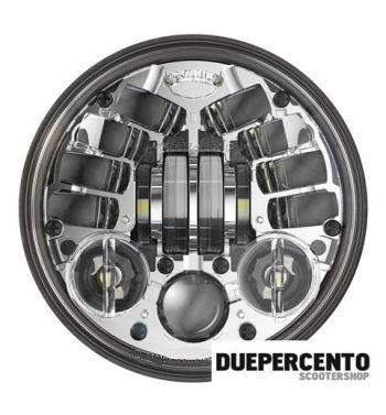 Fanale anteriore  J.W. SPEAKER LED 8690 Adaptive per Vespa PX125-200/ P200E/ GTR/ TS/ RALLY