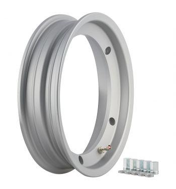 Cerchio in lega TUBELESS SIP PERFORMANCE 2.25-10 grigio per Vespa 160 GS / Vespa 180 SS