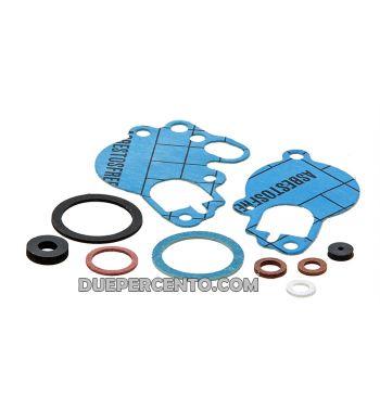 Kit guarnizioni SIP per carburatore SI 20.20 - 26.26D/E/G per Vespa 125 TS/150 Sprint V./Rally/P125-200E/P200E/Lusso/`98/MY/`11/T5