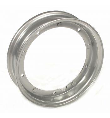 Cerchio SIP 2.10-10 grigio per Vespa 50/ 50 special/ ET3/ PX125-200/ P200E/ Rally 180-200/ T5/ GTR/ TS/ Sprint