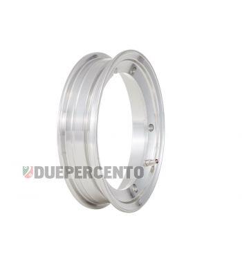 Cerchio in lega tubeless 2.0 SIP PERFORMANCE 2.10-10 alluminio lucido per Vespa 50/ 50 special/ ET3/ PX125-200/ P200E/ Rally 180-200/ T5/ GTR/ TS/ Sprint