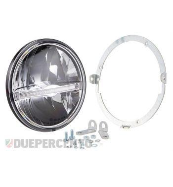 Fanale anteriore SIP PERFORMANCE LED con kit di montaggio per Vespa PX125-200/ P200E/ GTR/ TS/ RALLY