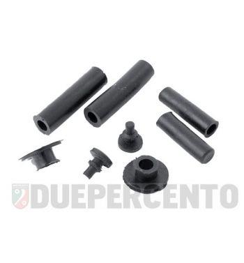 Kit di gommini cofani per Vespa PX125-150/P200E/ Lusso/ MY/ T5