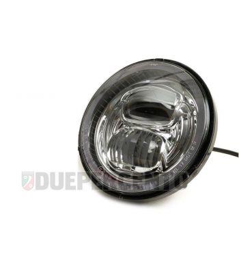 Fanale anteriore a LED per Vespa PX125-200/ P200E/ GTR/ TS/ RALLY