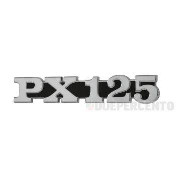 """Targhetta """"PX 125"""", adesiva, per cofano Vespa PX150 2011"""