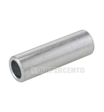 Tubo interno PIAGGIO silent block attacco ammortizzatore posteriore Øi 10mm, Øe 15mm L=48mm per Vespa PX/ T5/ Cosa/ 160 GS/ 180 SS/ Rally/ PK XL/ Xl2/ FL