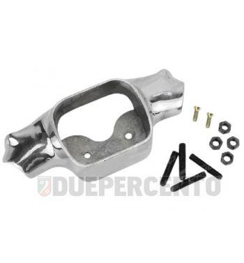Porta contachilometri manubrio lucidato per Vespa 125 V30-33/VM1-2/VN1-2
