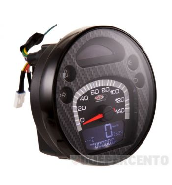 Contachilometri e contagiri SIP 2.0 per Vespa PX 125-150-200 Arcobaleno, '98, MY
