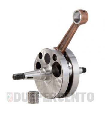 Albero motore SIP PREMIUM biella 105, corsa 57, cono 17mm per Vespa 150 VBA/ VBB 1°/ GL 1°