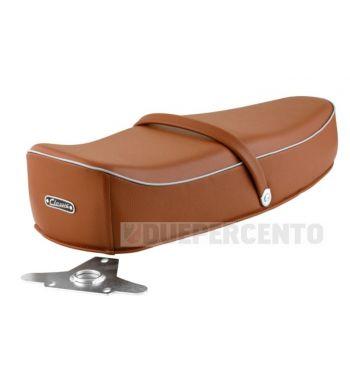 Sella marrone SIP Classic Comfort per Vespa 125 VNA/ VNB/ GT/ GTR/ Super/ TS/ 150 VBA/ VBB/ GL/ Sprint/ V/ Super
