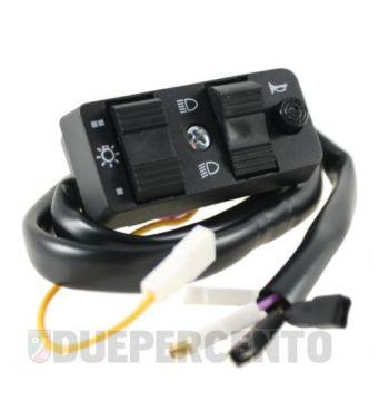 Devio luce per Vespa PK 125 XL/ ETS, con E-Start