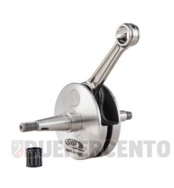 Albero motore SIP PERFORMANCE, gabbia a rulli, biella 105, corsa 57 per Vespa 150 GS