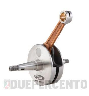Albero motore SIP PREMIUM, biella 105, corsa 57 per Vespa 150 GS