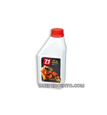 Olio cambio 2 tempi MALOSSI 7.1 Sport, SAE 20W-30, sintetico, 1000ml