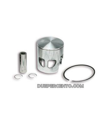 """Pistone MALOSSI MHR diam. 57.5 """"A"""" mono fascia per cilindro MALOSSI 136CC alluminio"""