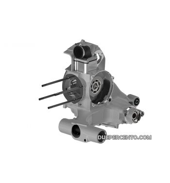 Carter motore MALOSSI VR- one aspirazione lamellare per Vespa P200E/ PX200 E/ Lusso/ `98/ MY