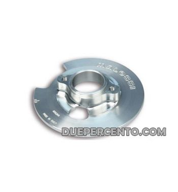 Piattello MALOSSI supporto bobine per accensioni VESPower MKI e MKII per Vespa 50/ 50 Special/ ET3/ Primavera/ PK50-125