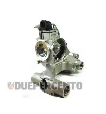 Carter motore MALOSSI VR- one aspirazione lamellare per Vespa PX125-150/ T5/ GTR/ TS/ Sprint Veloce/ VNA/ VNB