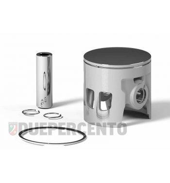 """Pistone MALOSSI per MHR 177/ MHR 187 cc alluminio, d63mm, 1 segmento """"0"""" per Vespa PX125-150/ Lusso/ Cosa125-150/ LML125-150/ GTR/ TS/ Sprint Veloce"""