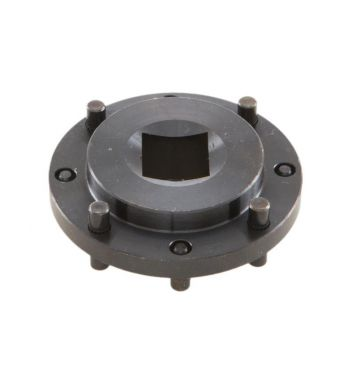 Estrattore dado castelletto SIP per anello filettato cuscinetto albero motore per Vespa 125 VM/VN/150 VL/VB /VGL/VD/GS