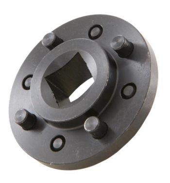 Estrattore dado SIP per anello filettato cuscinetto albero motore per Vespa 125 V1-15/V30-33 /Hoffmann HA/HB