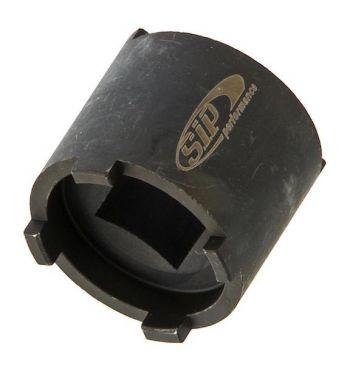 Estrattore dado castello SIP 2/4 intagli per dado castelletto cuscinetto ruota anteriore per Vespa 50/ 50 Special/ ET3/ Primavera