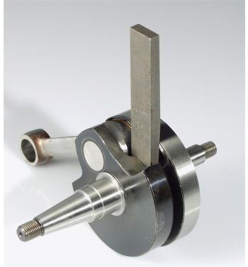 Cuneo SIP spalla albero motore per montaggio paraolio lato volano, per Vespa 125 GTR 2°/TS 2°/150 Sprint V 2°/Super 2°/PX80 -200/PE/Lusso/Cosa