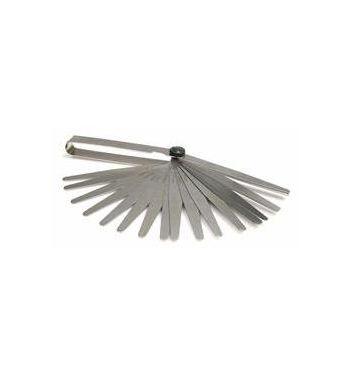 Spessimetro 0,05-1,00mm per regolazione distanza ruttore, incremento di 0,05mm