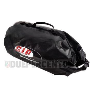 Borsa a tubo portapacchi SIP size M, 75x23x23 cm, ca. 30 l, impermeabile, nero