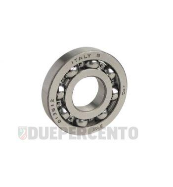 Cuscinetto a sfere albero motore PIAGGIO 25x62x12 mm Vespa PX125-200/ PE/ Lusso/ T5/ 160 GS/180 SS/Rally/ TS/ Sprint Veloce