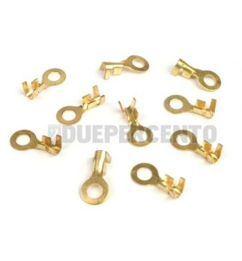 Capocorda faston BGM occhiello 3.5mm Ø=0.5-1.0mm²- 10 pz
