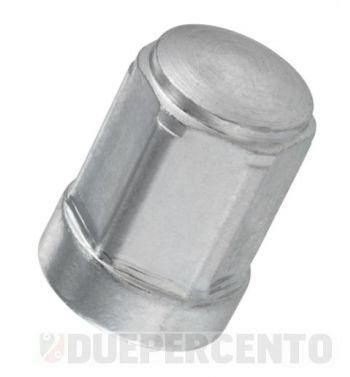 Dado M8x1,25 mm esagonale 2 K, cerchione SIP (tubeless)