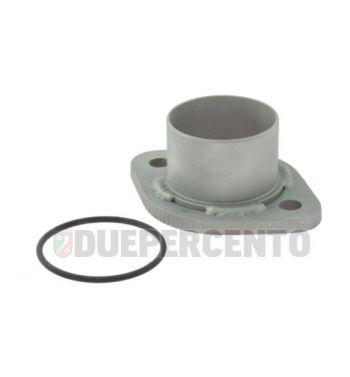 Collettore di scarico per cilindro QUATTRINI M 232/ M 244 per Vespa PX200/ P200E/ Lusso/ Cosa200/ LML/ Rally200